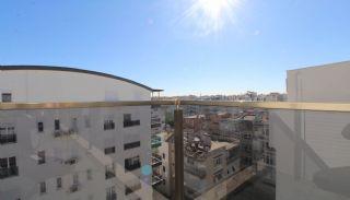 Ruim appartement met vloerverwarming in Antalya, Interieur Foto-16