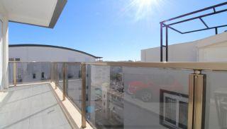 Ruim appartement met vloerverwarming in Antalya, Interieur Foto-17