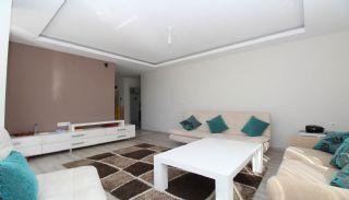 Ruim appartement met vloerverwarming in Antalya, Interieur Foto-4