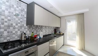 Ruim appartement met vloerverwarming in Antalya, Interieur Foto-5