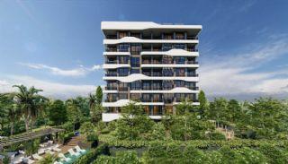 Immobiliers Abordables Près de la Mer à Alanya Avsallar, Alanya / Avsallar - video