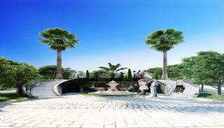 عقارات على شاطئ البحر في تركيا ألانيا في مجمع فاخر, الانيا / اوبا - video