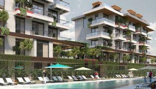 Centralt belägna lägenheter i Alanya nära bekvämligheter, Alanya / Centrum