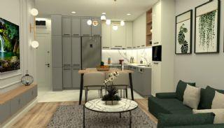 Centralt belägna lägenheter i Alanya nära bekvämligheter, Interiör bilder-1