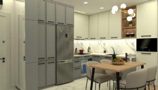 Centralt belägna lägenheter i Alanya nära bekvämligheter, Interiör bilder-3