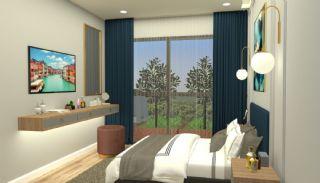 Квартиры в Центре Алании Рядом со Всей Инфраструктурой, Фотографии комнат-5