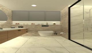 Квартиры в Центре Алании Рядом со Всей Инфраструктурой, Фотографии комнат-7