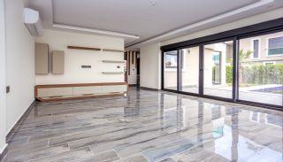 Belek, Kadriye'de Özel Yüzme Havuzlu 4+1 Tripleks Villa, İç Fotoğraflar-1