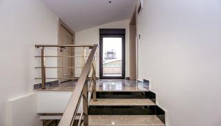 Belek, Kadriye'de Özel Yüzme Havuzlu 4+1 Tripleks Villa, İç Fotoğraflar-17