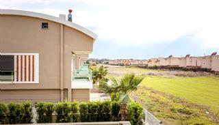 Belek, Kadriye'de Özel Yüzme Havuzlu 4+1 Tripleks Villa, İç Fotoğraflar-19
