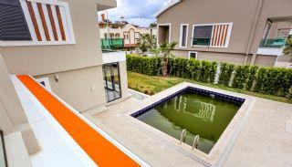 Belek, Kadriye'de Özel Yüzme Havuzlu 4+1 Tripleks Villa, İç Fotoğraflar-21