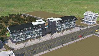 Luxueux Immobiliers Près de la Mer à Tosmur Alanya, Alanya / Tosmur - video