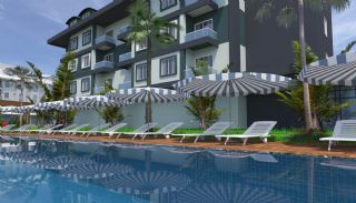 Luxury Real Estate Close to the Sea in Tosmur Alanya, Alanya / Tosmur - video
