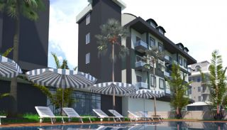 Luxueux Immobiliers Près de la Mer à Tosmur Alanya, Alanya / Tosmur