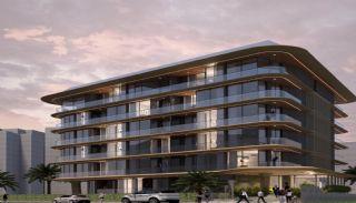 Luxury Flats for Sale Close to Damlataş in Alanya, Alanya / Center - video