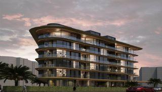 Luxury Flats for Sale Close to Damlataş in Alanya, Alanya / Center