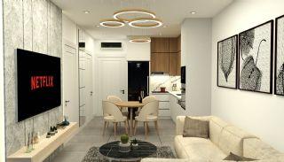 Luxury Flats for Sale Close to Damlataş in Alanya, Interior Photos-1