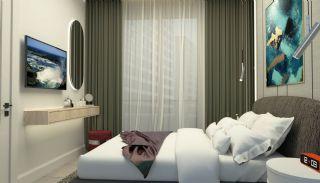 Luxury Flats for Sale Close to Damlataş in Alanya, Interior Photos-5