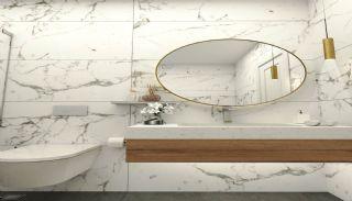 Luxury Flats for Sale Close to Damlataş in Alanya, Interior Photos-7
