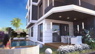 Centralt belägna lyxiga lägenheter att köpa i Alanya Oba, Alanya / Oba - video