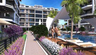 Luxueux Appartements au Centre à Acheter à Alanya Oba, Alanya / Avsallar - video