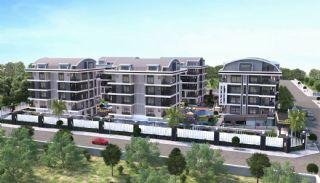 Centralt belägna lyxiga lägenheter att köpa i Alanya Oba, Alanya / Oba