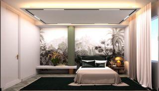 Centralt belägna lyxiga lägenheter att köpa i Alanya Oba, Interiör bilder-2