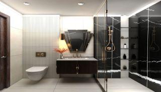Centralt belägna lyxiga lägenheter att köpa i Alanya Oba, Interiör bilder-3