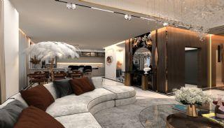 Luxueux Appartements au Centre à Acheter à Alanya Oba, Photo Interieur-4