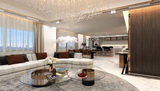 Luxueux Appartements au Centre à Acheter à Alanya Oba, Photo Interieur-5