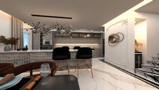 Luxueux Appartements au Centre à Acheter à Alanya Oba, Photo Interieur-6