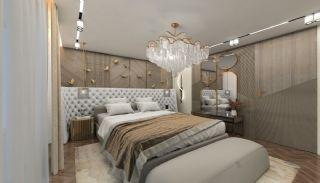Centralt belägna lyxiga lägenheter att köpa i Alanya Oba, Interiör bilder-8
