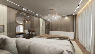 Centralt belägna lyxiga lägenheter att köpa i Alanya Oba, Interiör bilder-9