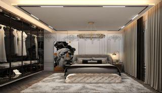Luxueux Appartements au Centre à Acheter à Alanya Oba, Photo Interieur-10