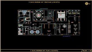 Centralt belägna lyxiga lägenheter att köpa i Alanya Oba, Planritningar-2