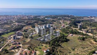 Sea and City View Luxurious Apartments in Alanya Avsallar, Alanya / Avsallar - video