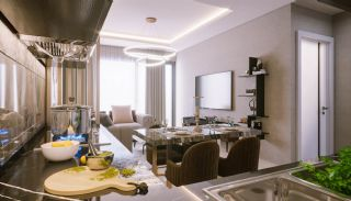 Sea and City View Luxurious Apartments in Alanya Avsallar, Interior Photos-2