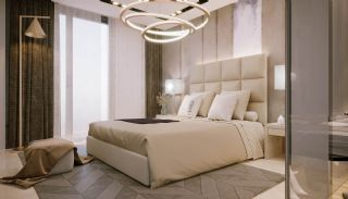 Sea and City View Luxurious Apartments in Alanya Avsallar, Interior Photos-6