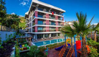 Lyxiga Alanya lägenheter inom gångavstånd till stranden, Alanya / Centrum - video