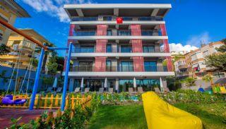 Роскошные Квартиры в Алании в Шаговой Доступности от Пляжа, Алания / Центр
