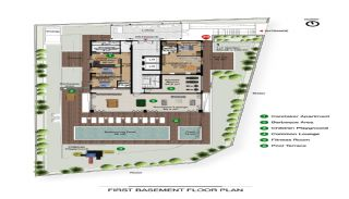 Luxury Alanya Flats Within Walking Distance to the Beach, Property Plans-2
