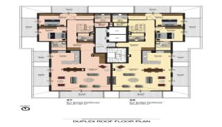 Luxury Alanya Flats Within Walking Distance to the Beach, Property Plans-5