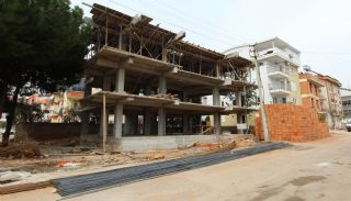 Affordable Apartments 500 mt from the Tramway in Kepez, Construction Photos-1
