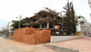 Appartements Abordables à 500 Mètres du Tramway à Kepez,  Photos de Construction-2