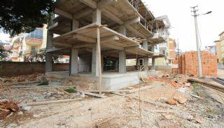 Appartements Abordables à 500 Mètres du Tramway à Kepez,  Photos de Construction-3