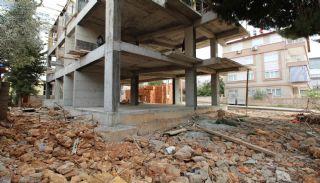 Appartements Abordables à 500 Mètres du Tramway à Kepez,  Photos de Construction-4