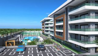 Stylish Real Estate Close to the Main Road in Alanya, Alanya / Oba - video