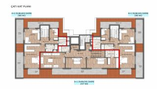 Stylish Real Estate Close to the Main Road in Alanya, Property Plans-2