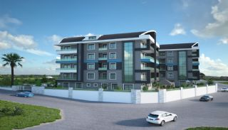 Centrally Located Apartments Close to Seashore in Alanya, Alanya / Center - video