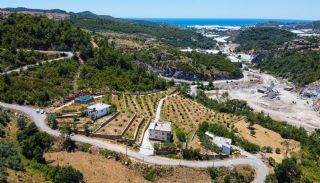 Land with Avocado and Lemon Trees in Alanya Turkey, Alanya / Center - video